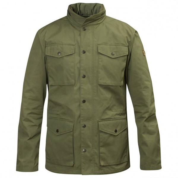 Fjällräven - Räven Jacket - Freizeitjacke Gr L;S;XL;XXL oliv;schwarz/blau;schwarz 82422