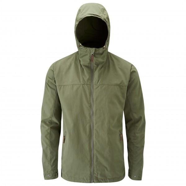 Rab - Breaker Jacket Freizeitjacke Gr S grau