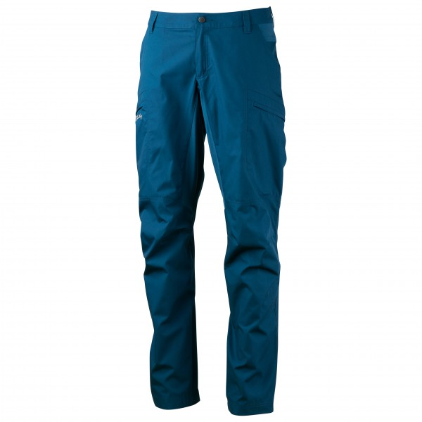Lundhags - Nybo Pant - Trekkinghose Gr 48;50 blau 1114073