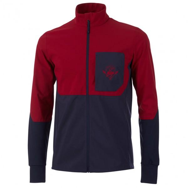 Maloja - GlenwoodM. Softshelljacke Gr L;M;S;XL;XXL schwarz/rot;rosa/schwarz/blau;orange/schwarz Sale Angebote Neukieritzsch