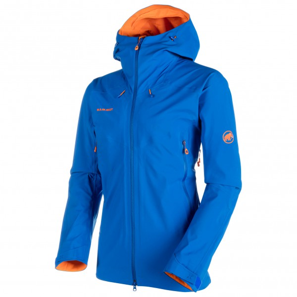 Mammut - Ultimate Eisfeld Softshell Hooded Jacket Gr XL blau Preisvergleich