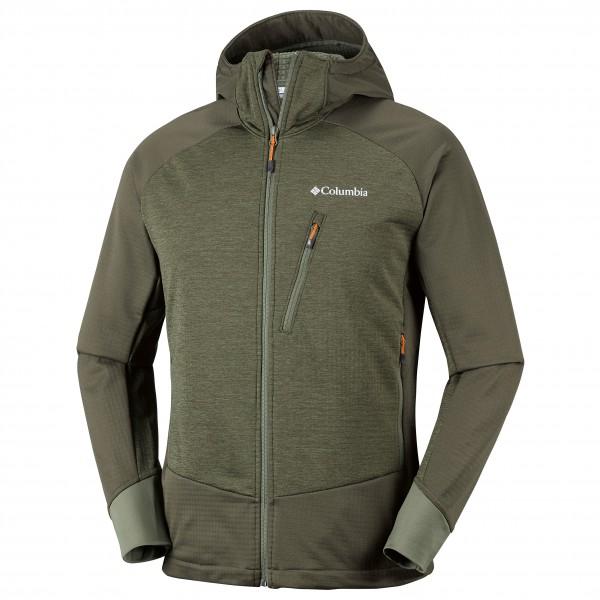 Columbia - Steel Cliff Hooded Softshell Jacket Gr M oliv/schwarz Preisvergleich