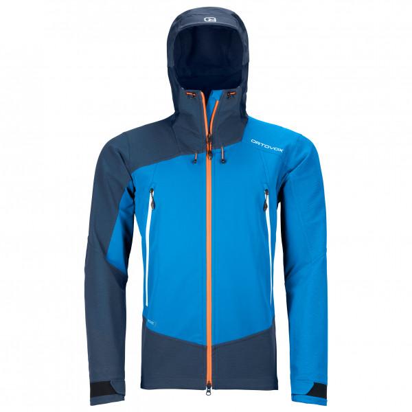 Ortovox - Westalpen Softshell Jacket - Softshell Jacket Size S  Blue