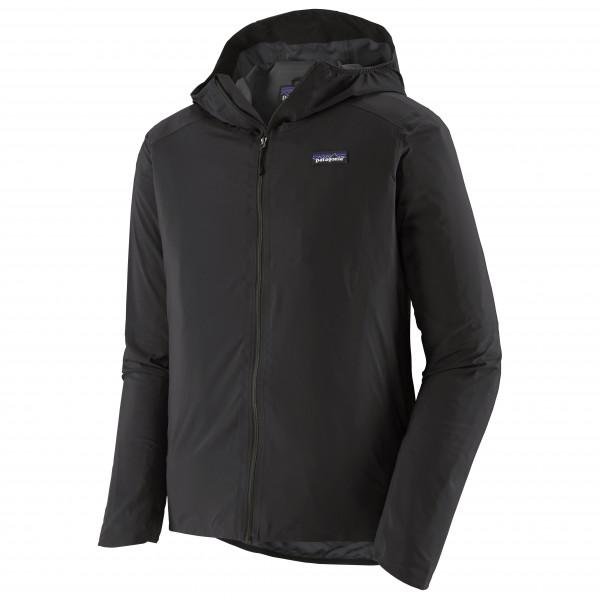 Patagonia - Dirt Roamer Jacket - Softshell Jacket Size S  Black