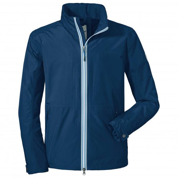 *Schöffel – Jacket Pittsburgh3 – Freizeitjacke Gr 62 blau*