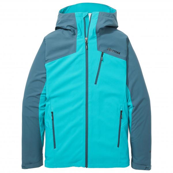 Marmot - Rom 2.0 Hoody - Softshell Jacket Size S  Turquoise/blue