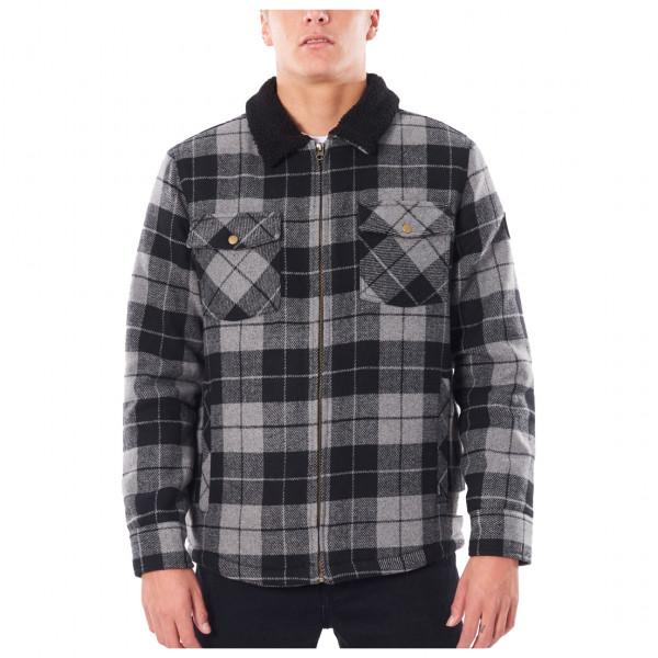 Rip Curl - Logging Jacket - Freizeitjacke Gr L schwarz/grau CJKBC9_0090_L