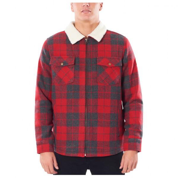 Rip Curl - Logging Jacket - Freizeitjacke Gr XL rot/schwarz CJKBC9_4851_XL