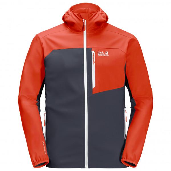 Mufflon - Klaas - Merino Jacket Size Xxl  Black/grey