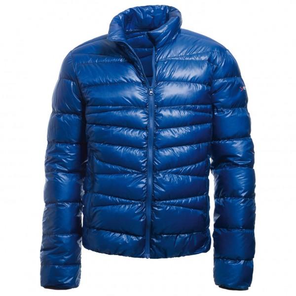 Strato Ultralight Jacket - Daunenjacke Gr XL blau