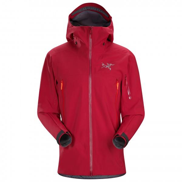 Arc´teryx - Sabre Jacket - Skijacke Gr S rot/rosa