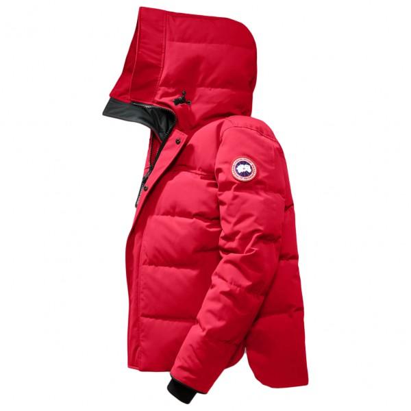 Canada Goose - Macmillan Parka - Winterjacke Gr S rot/rosa Preisvergleich
