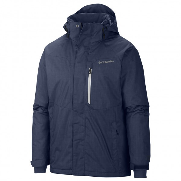 Columbia - Alpine Action Jacket Skijacke Gr S schwarz