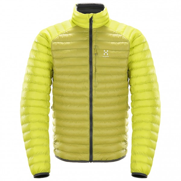 Haglöfs - Essens Mimic Jacket Kunstfaserjacke Gr M;S;XL;XS;XXL grau;schwarz/grau;blau