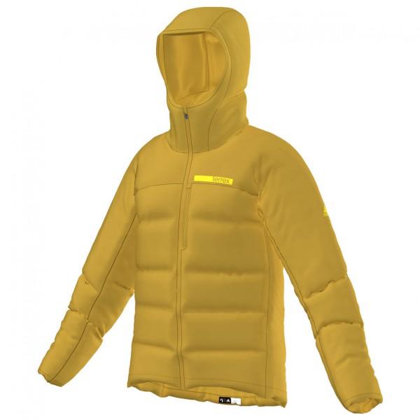 Adidas TX Ndosphere Hoody Synthetisch jack maat 46, raw ochre