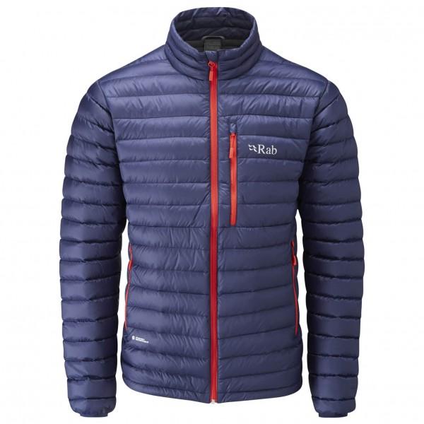 Rab - Microlight Jacket - Daunenjacke Gr XXL blau/schwarz