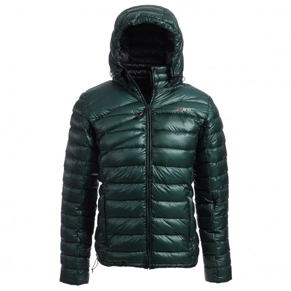 Virtue LW Down Jacket With Hood - Daunenjacke