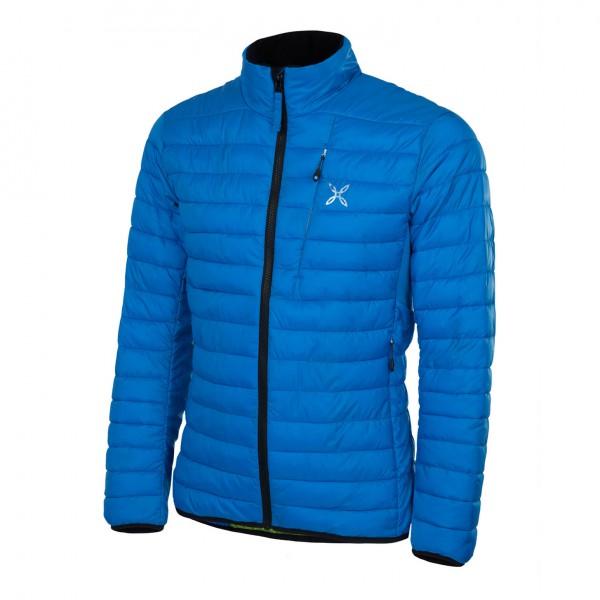 Montura - Genesis Jacket Kunstfaserjacke Gr L;M;S;XL blau;schwarz/oliv;schwarz;oliv/schwarz
