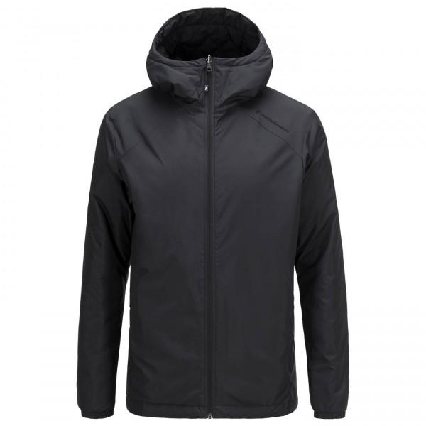 Groß Gaglow Angebote Peak Performance - Shift Hooded Jacket Kunstfaserjacke Gr S schwarz