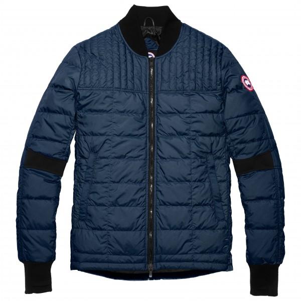 Canada Goose - Dunham Jacket - Daunenjacke Gr S blau/schwarz Preisvergleich