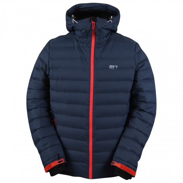 Image of 2117 of Sweden Eco Down Ski Jacket Mon Daunenjacke Gr L schwarz/blau