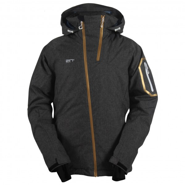 2117 of Sweden - Light Padded Ski Jacket Borkan - Skijacke Gr XXL schwarz