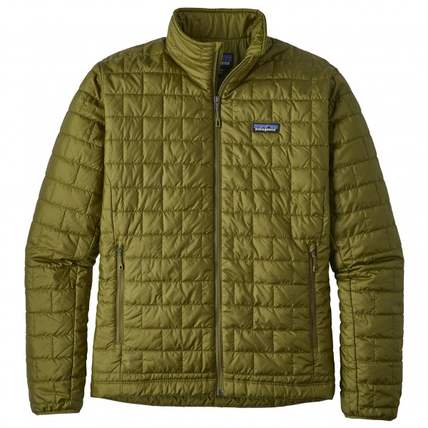 Patagonia - Nano Puff Jacket - Kunstfaserjacke Gr M oliv Preisvergleich
