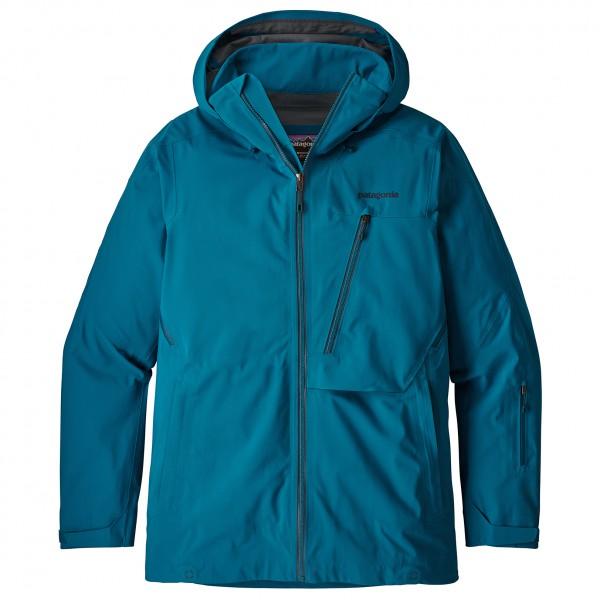 Patagonia - Untracked Jacket - Veste de ski taille L, bleu/turquoise
