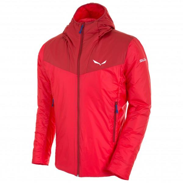 Salewa - Ortles 2 PRL Jacket Kunstfaserjacke Gr 48;50 rot/rosa;schwarz/blau Sale Angebote
