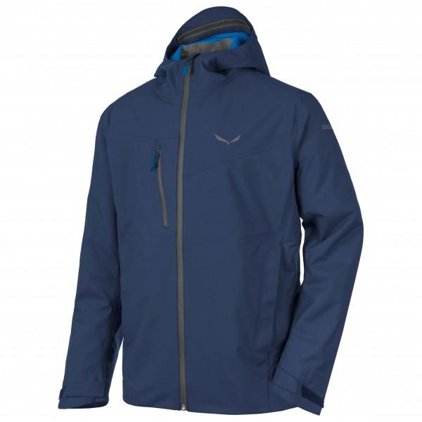 Puez PTX 3L Jacket - Skijacke Gr 54 blau/ quiet shade