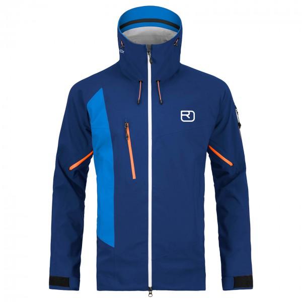 3L Hardshell La Grave Jacket - Skijacke Gr M blau