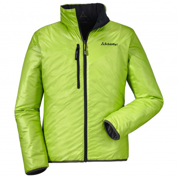 Ventloft Jacket Montafon - Kunstfaserjacke Gr 52 mittelgrau melange /grün