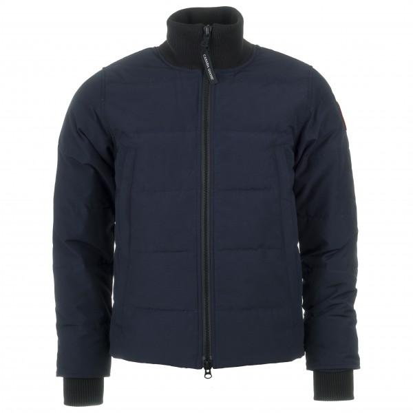 Canada Goose - Woolford Jacket - Daunenjacke Gr M schwarz Preisvergleich