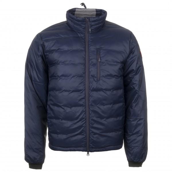 Canada Goose - Lodge Jacket - Winterjacke Gr M schwarz/blau Preisvergleich