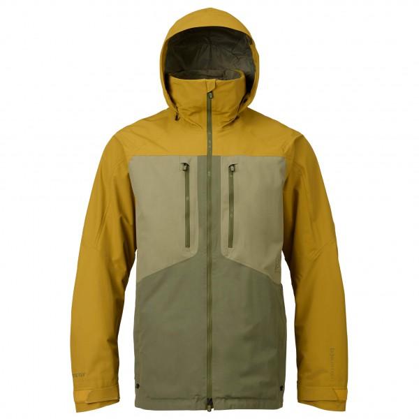 Burton - [ak] Gore-Tex Swash Jacket Skijacke Gr S;XL grau/weiß;oliv