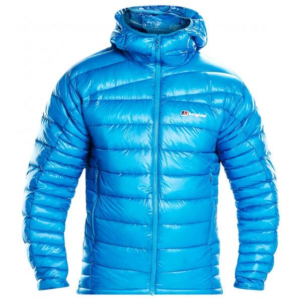 Berghaus - Ramche Midi Down Jacket Daunenjacke Gr L;S;XL blau/türkis;schwarz/grau