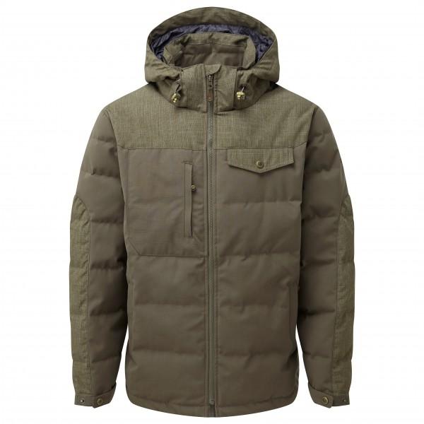 #Sherpa – Dingboche Jacket – Winterjacke Gr S oliv/braun/grau#