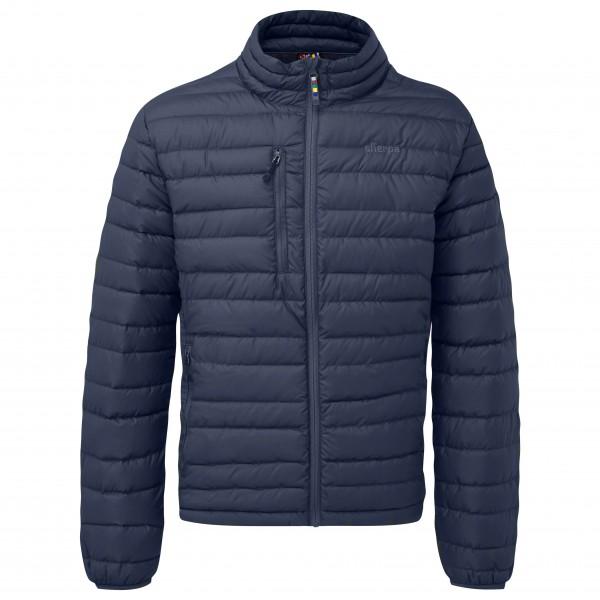 Sherpa Nangpala Jacket - Donsjack, blauw/zwart