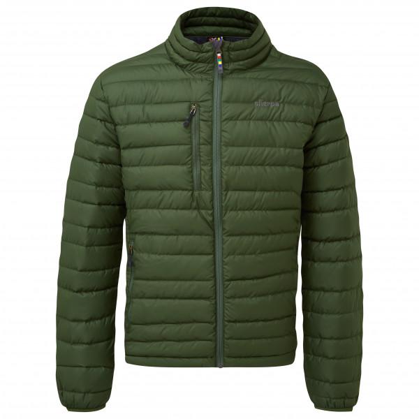 Sherpa - Nangpala Jacket - Daunenjacke Gr M oliv SM2139