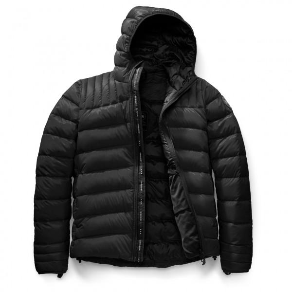 Canada Goose - Brookvale Hoody-Black Label - Daunenjacke Gr L schwarz Preisvergleich