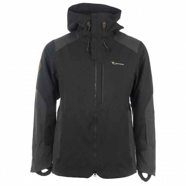 Rip Curl - Search Jacket - Skijacke Gr S schwarz