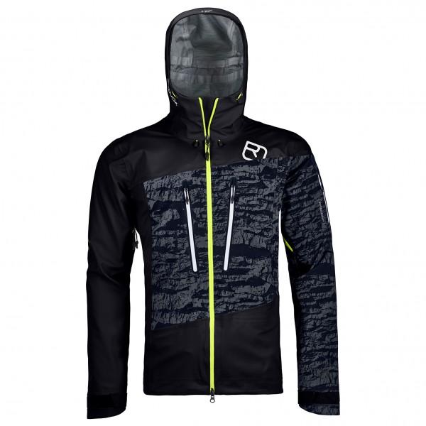 Ortovox - 3l Guardian Shell Jacket - Ski Jacket Size L  Black