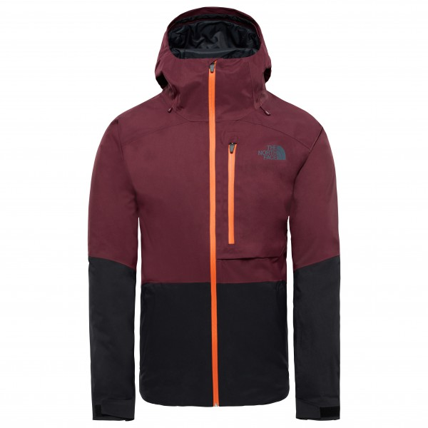 The North Face - Sickline Jacket - Skijacke Gr M schwarz/rot/lila
