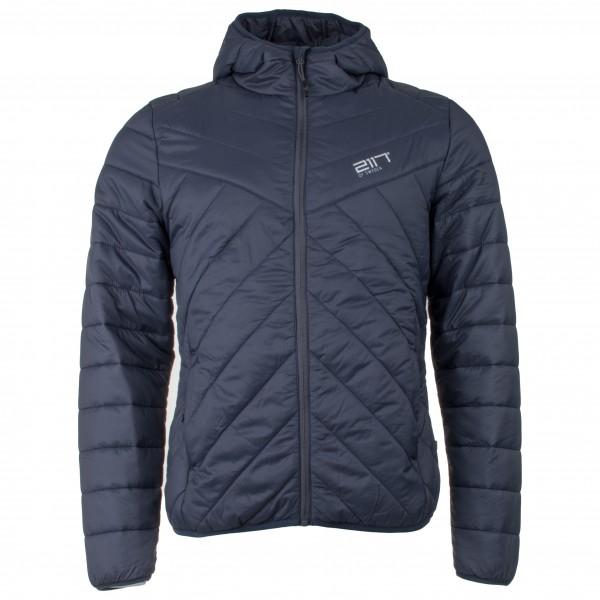 Image of 2117 of Sweden   Gotland Jacket With Hood   Kunstfaserjacke Gr M blau/schwarz