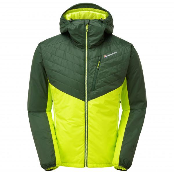 Montane - Prism Jacket - Kunstfaserjacke Gr S oliv/grün MPRIJARBB08