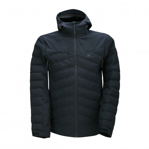 2117 Of Sweden - Sgen Eco 3l Hybrid Jacket - Synthetic Jacket Size Xxl  Black