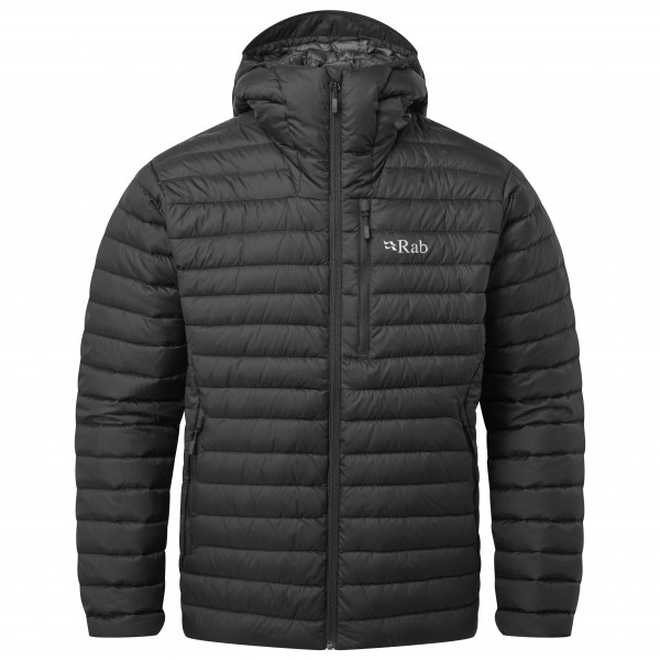 Rab - Microlight Alpine Jacket - Down Jacket Size Xxl  Black