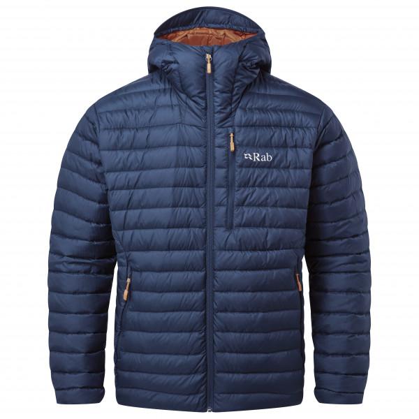 Rab - Microlight Alpine Jacket - Down Jacket Size Xs  Blue/black