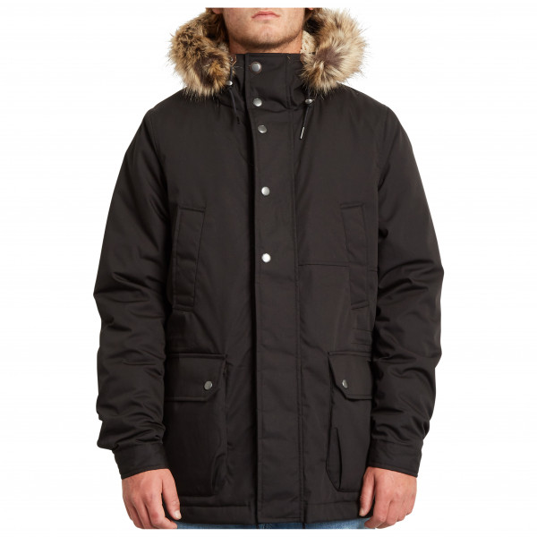 Volcom - Lidward 5K Jacket - Winterjacke Gr L schwarz A1732013BLK_L