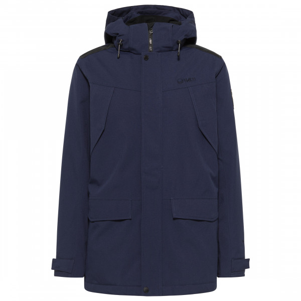 Halti - Luosto Warm Parka Jacket - Parka Gr M blau 065-0352